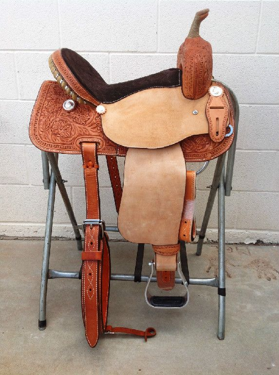 Some nice yet affordable saddles. Check out https://www.corrientesaddleco.com!  Home Page