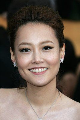 Rinko Kikuchi (Pacific Rim, 2013) Woo hoo! Great to see more Japanese actors!