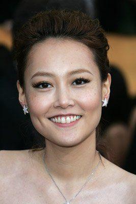 Name: Rinko Kikuchi Profession: Actress, Nationality: Japan, Ethnicity: Asian, Birthplace: Minamigaoka, D.O.B:January 6, 1981, Height: 5 feet and 7 inches, Weight: 47 kgs, Enhanced Hooters: No
