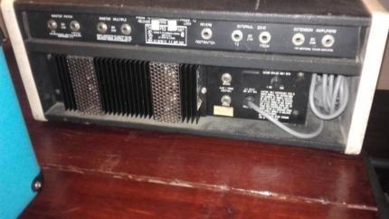 AMPEG SR6 Sound Reinforcement - Mischpult / Powermixer -Federhall in Niedersachsen - Wilhelmshaven | Musikinstrumente und Zubehör gebraucht kaufen | eBay Kleinanzeigen