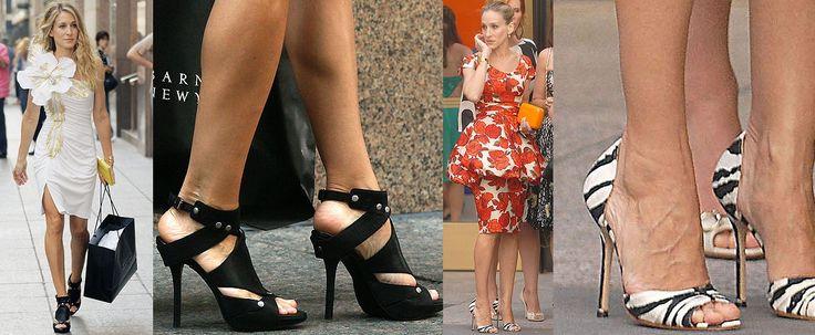 scarpe sex and the city tacchi