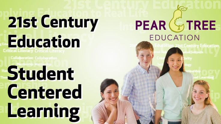 Student-Centered Learning (21st Century Education)
