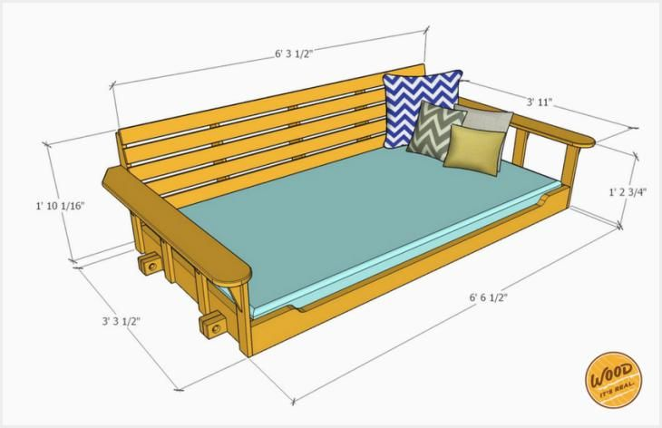 143 Bed Swing Plans Pdf Ideas Porch Bed Porch Bed Swing Plans Porch Swing Bed