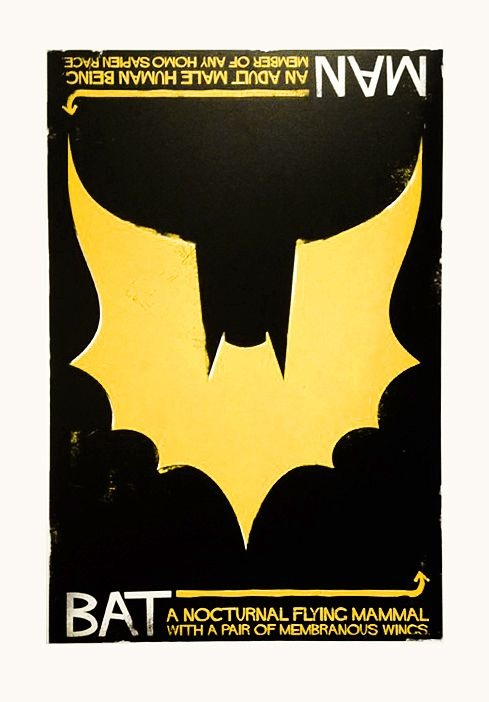 bat ...... manBatman Posters, Batman Returns, Batman Lovers, Batman Room, Batman Ideas, Batman Wanna, Bats Man, Man Bats, Info Graphics