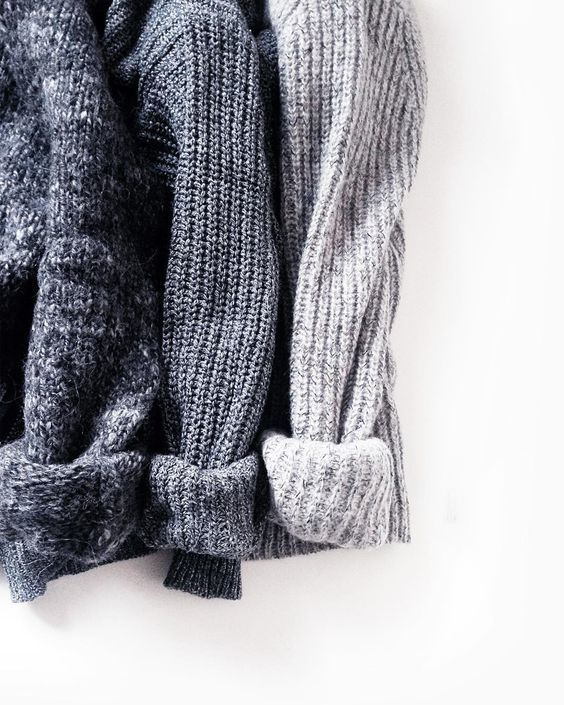 Be comfy this morning : cozy sweaters <3 fall outfits inspiration, winter outfits ideas, what to wear in winter. Pull en maille pour l'hiver, suéter o jersey mallas para este invierno