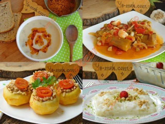 18. Gün İftar Menüsü (Ramazan 2016 İftar Menüleri) #YemekTarifleri #GünGünİftarMenüleri #GünGünİftarMenüsü #hosting