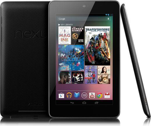 Nexus 7 de Google / Tablet de 7 pulgadas