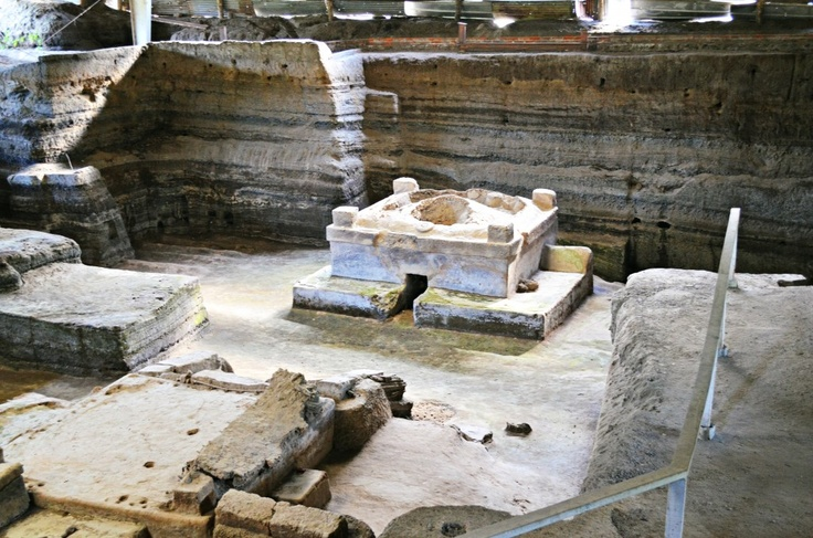 Mayan Ruins at Joya de Cerén | El Salvador Beautiful! Still being excavated...