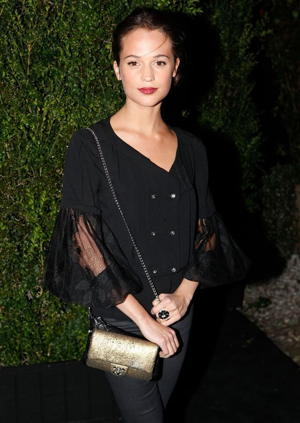 Alicia Vikander est la petite amie de Michael Fassbender