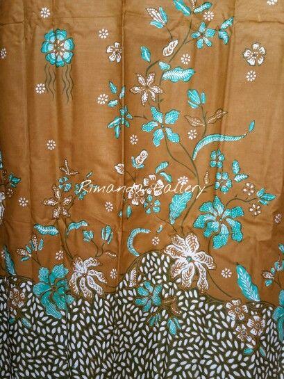 Batik cap Purwokerto  Check ig @rimanda_gallery