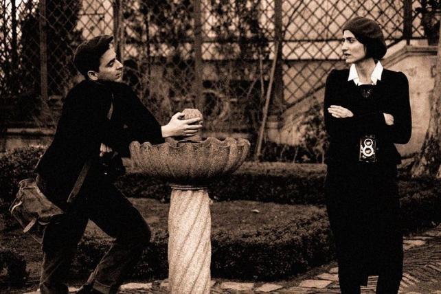 Robert Capa y Gerda Taro, a escena – Artes (general) – Noticias, última hora, vídeos y fotos de Artes (general) en lainformacion.com