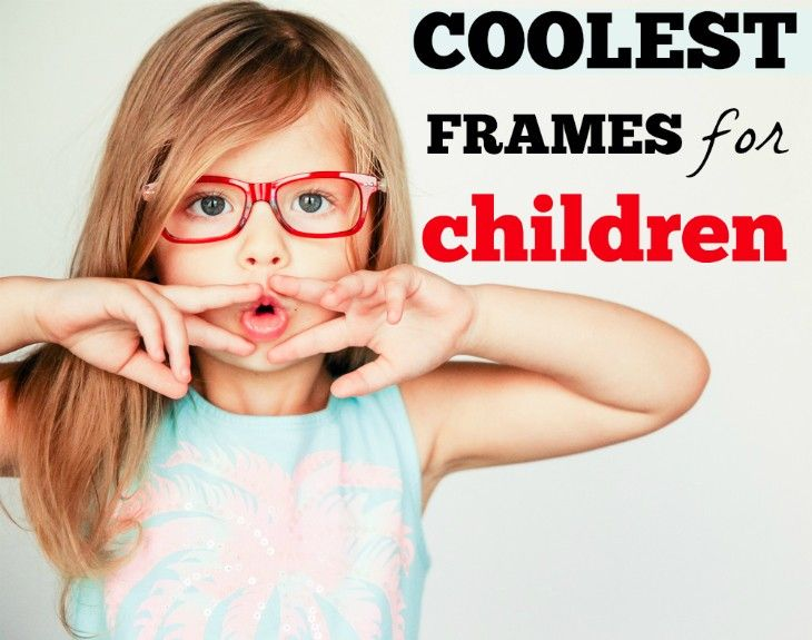 The Art of Making a Baby Choosing the right glasses for your child     Schedule your appointment today. 605-342-0258 www.eyes4infinity.com