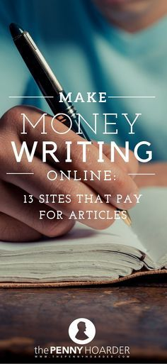 writing online articles for pay These are often highly similar to writing feature articles — most incorporate interviews and/or research the good news is pay rates for writing these for popular.