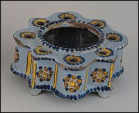 Franz Mayer: Collector of Talavera Poblana by user from Antiques & Fine Art magazine