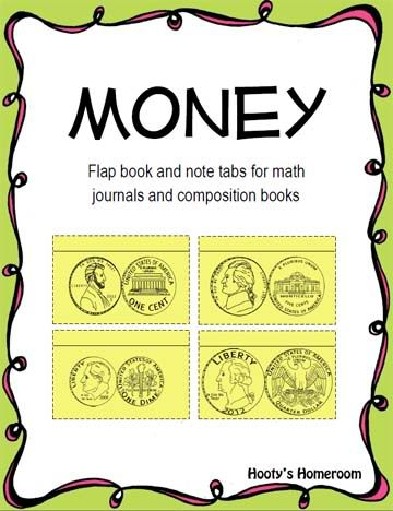Hooty's Homeroom: Math Journals
