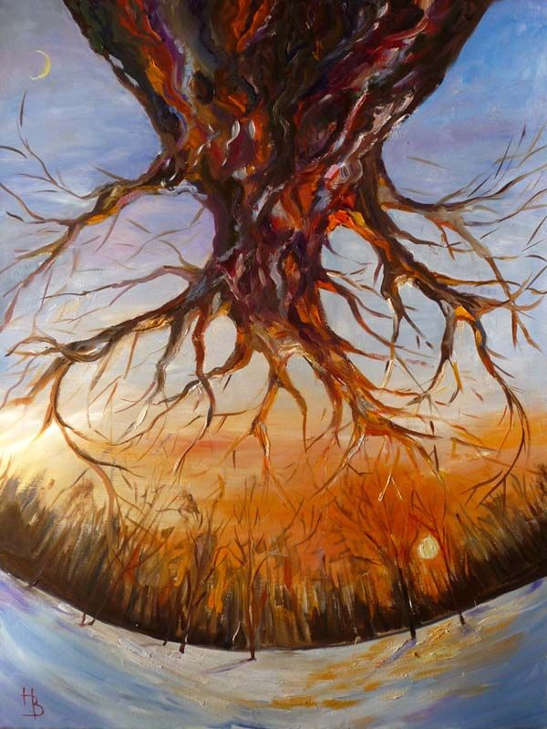 Картины МАГИЯ РУН. Natalie: Откровение