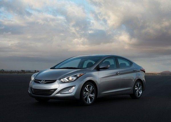 2014 Hyundai Elantra Sedan Silver Wallpapers 600x429 2014 Hyundai Elantra Sedan Reviews and Design