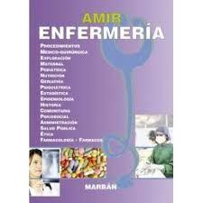 Academia de estudios MIR.  AMIR enfermería. Madrid: Marbán; c2013.