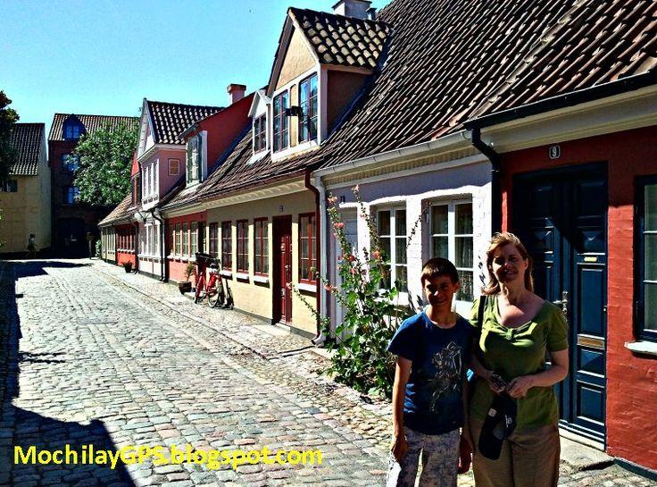 Mochila y GPS: De Noruega a Dinamarca (viaje a Noruega VI)