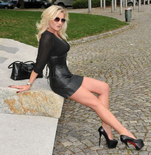 205 Best Heike The Queen Leather Images On Pinterest