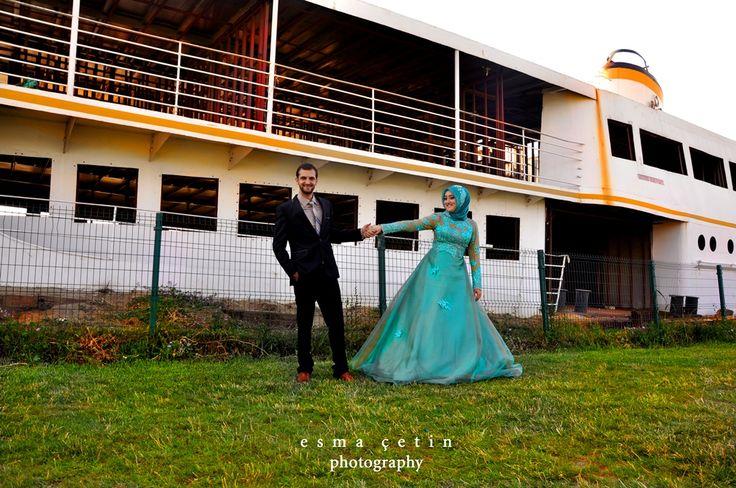 Turkey-Yalova Nişan çekimleri... Wedding...