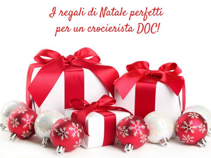 I regali di Natale perfetti per un crocierista DOC!