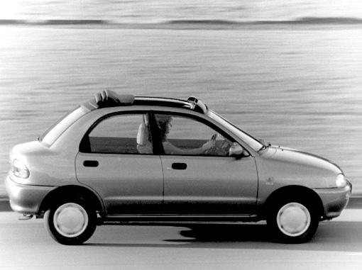 Mazda 121 1991
