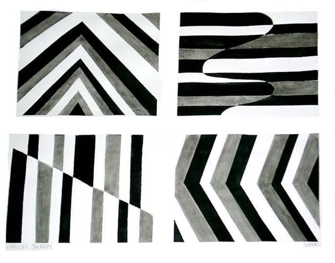 Implied Lines In Art : Best implied line images d design