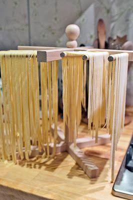 Lilahajnal: Tönkölylisztes friss tészta