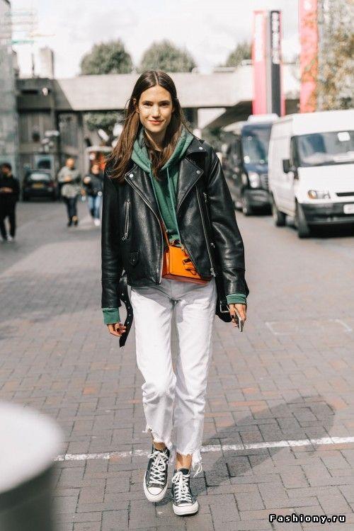 London Fashion Week весна-лето 2018 - street style   style   Style ... 311caeb91ac