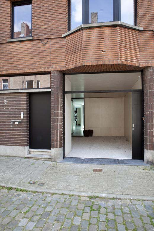 BIS architectuurwedstrijd laureaat: Kantoor met appartement - bouwenwonen.net