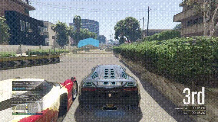 [GTA 5] How To Recover From A PIT Maneuver Lesson 1: Teabag Them For A Quarter Mile As They Carry You Back To The Front