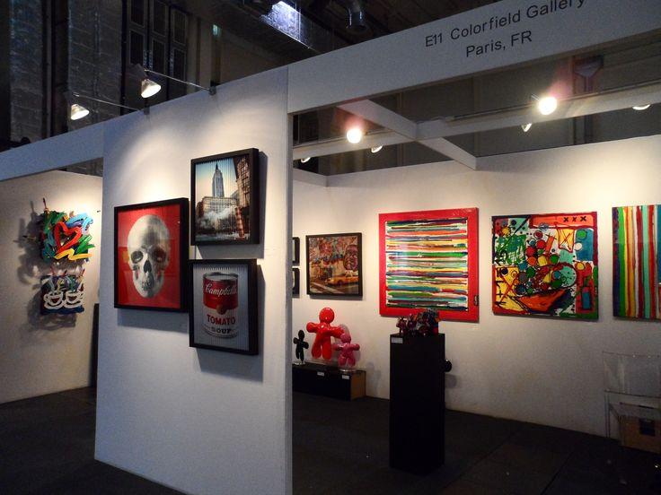 Colorfield Gallery - Retrouvez nous sur notre stand E11