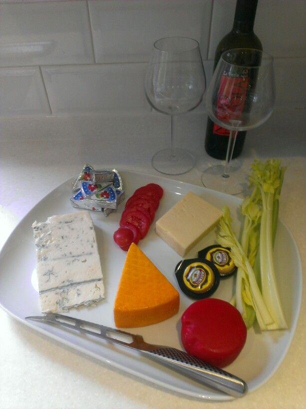 LCHF. Keto. Cheesy Marmitey lunch.