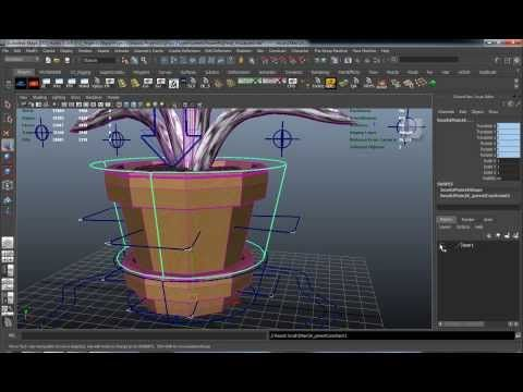 Quick Tip: Visually Presenting Your Rigs in Maya - Video 2