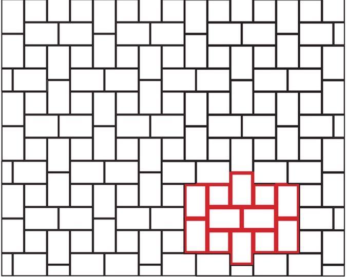 Paver Patterns | Oregon Block