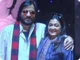 Roop Kumar and Sunali Rathod Before Event   WikiAlbums: Media Gallery (Source : http://www.roopsunali.com/indian-singers-media-gallery. html)