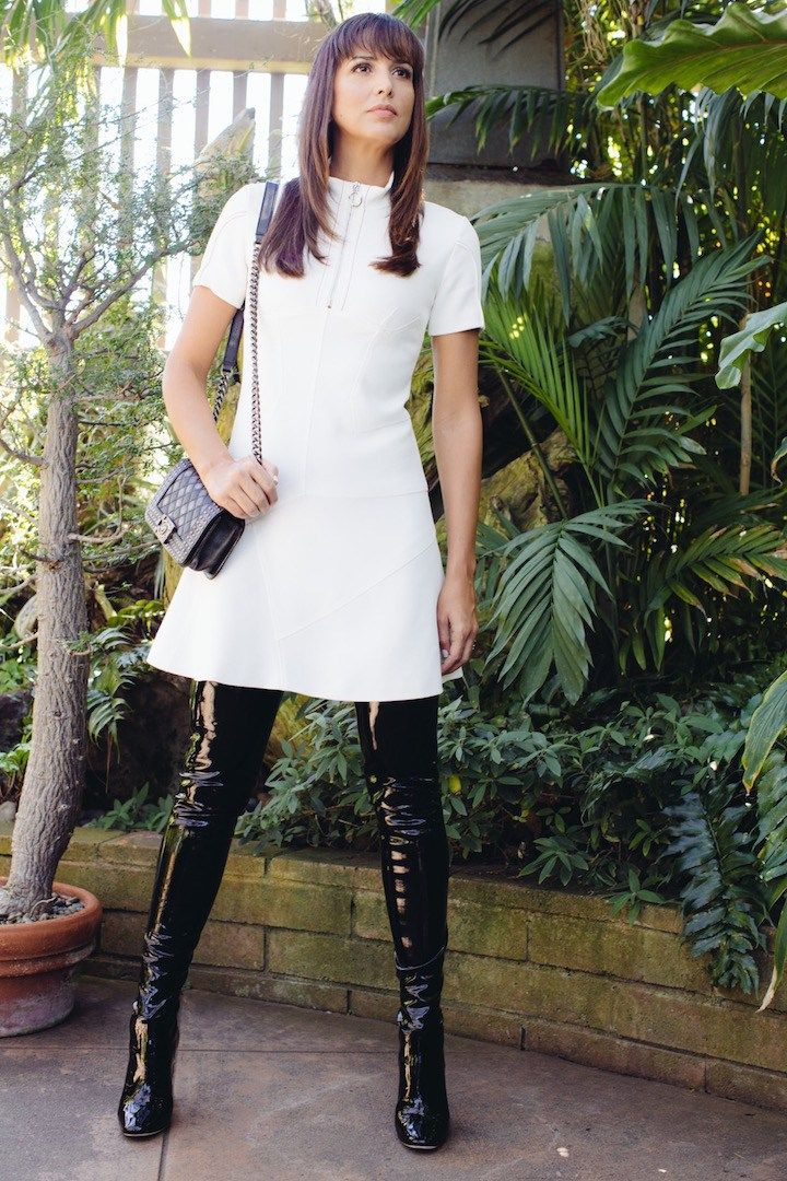 San Diego, California Now on fall winter season; boots are the essential pieces of a women's wardrobe and primarily the thigh high over the knee ones that are coming specially strong!!! Fortu…