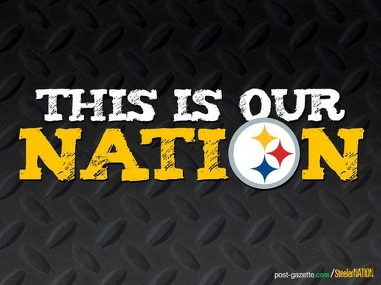 You know it.: National Steelers, Steelers Football, Steelers Stuff, Steelers Country, Steelers National, Pittsburgh Steelers, Steelers Fans, Steelers Baby, Steelers Girls