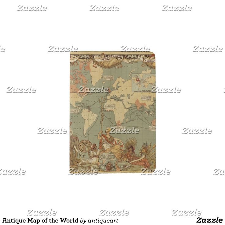 PASSPORT HOLDER. . . Antique Map of the World. This antique world map shows the extent of the British Empire in 1886, with beautiful old illustrations. . . . For LOTS MORE World Map Passports see my board . . . . . . or for EVEN MORE - Click Visit to find the whole collection.