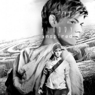 I'm so scared for the new movie. #newt #themazerunner
