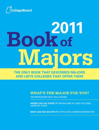 what is the most common college major writing essay books