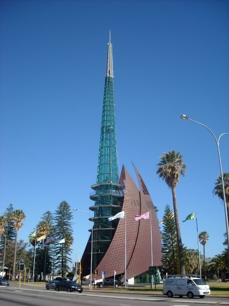 Bell Tower, Perth, Australia