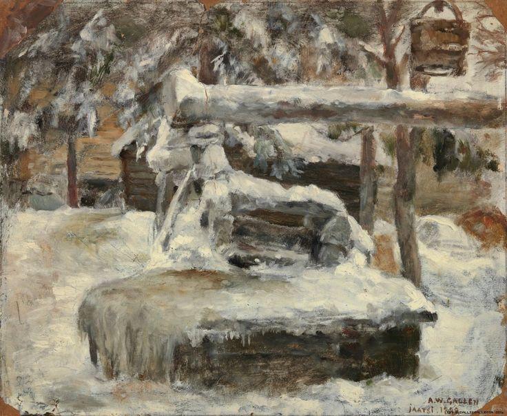 Luminen pihamaa, 1882