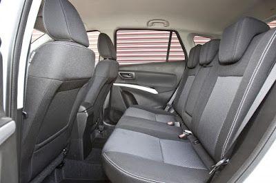 Vozio sam crossover Suzuki S-CROSS 1.0, tri cilindra i 112 benzinskih konjskih snaga te 1100 kilograma ukupne težine