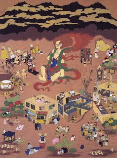 oh shit my socks are wet: Psychedelic Traditional Modern Korean Art