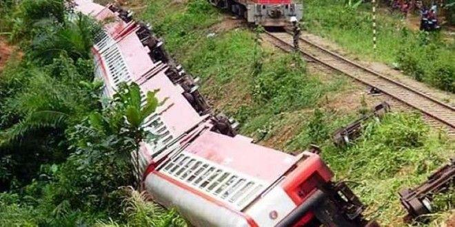 Camerun: treno sovraccarico deraglia, almeno 50 morti | Il Mezzogiorno