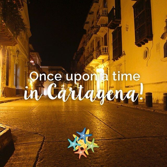 Once upon a time in #Cartagena!   www.hotellasamericas.com.co  #ElHoteldeLasEstrellas #Lifestyle #MondayMotivation #Caribbean