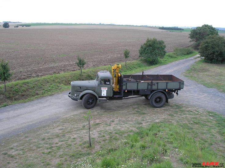 ŠKODA 706 R VALNIK Z H.R.