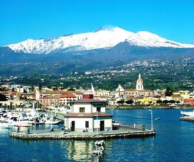 Riposto, Sicily